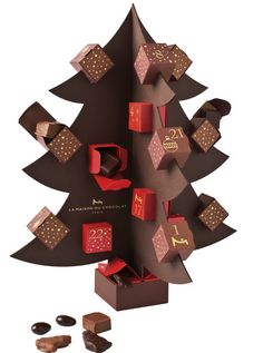 Advent calendar / Maison Du Chocolat