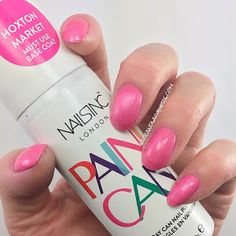 Nails Inc Paint Can - Spray Can Nail Polish in Hoxton Market - LaceandLacquers