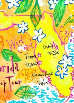 Fashion your seat belt for the Jeep Tour GRAND FINALE. Sneak a peek at the jeeps in their newest prints before they reTIRE. Click through this image for the full schedule. Lilly Pulitzer Patterns, Lilly Pulitzer Prints, Lily Pulitzer Wallpaper, Lily Pullitzer, Vines, Tropical Art, Tropical Leaves, New Print, Iphone Wallpaper