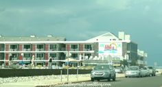 7 Great Places to Stay in Wildwood New Jersey - Aloha Oceanfront Hotel in North Wildwood