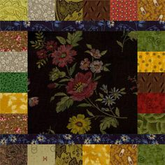 208 different quilt blocks with instructions