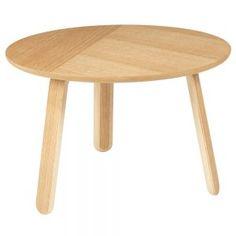 Paper Coffee Table Medium - Oak