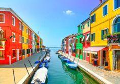 Excursion en bateau à Murano, Burano et Torcelo- autour de Venise -Ceetiz