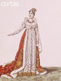 Regency England 1811 bis 1820 - Empire France 1799 - 1814