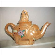 Cute Little Elephant Shaped Tea Pot on eBid United Kingdom