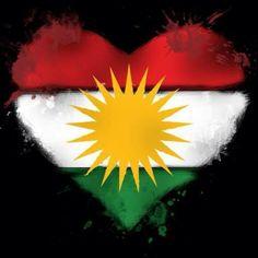 Kurdish Flag ♥