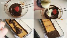 Tarta Leche Condensada Coll My Favorite Food, Favorite Recipes, My Favorite Things, Nutella Oreos, Chocolate Fondue, Tarta Chocolate, Cheesecakes, Cake Pops, Food Inspiration