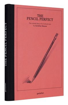 The Pencil Perfect is the tangible tale of the pencil: a utensil that crafts its own story as humans use its sharpened point to write their own.