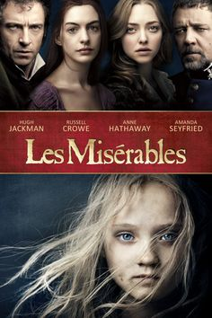 Les Misérables ~ it is 19th-century France all over again...be ready, though, there shall not be a dry eye in the house when Fantine performs her solo.