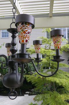 7 Best Outdoor chandelier images | Outdoor chandelier