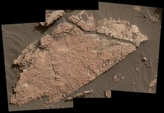 Curiosity finds Cracked Mud on Mars