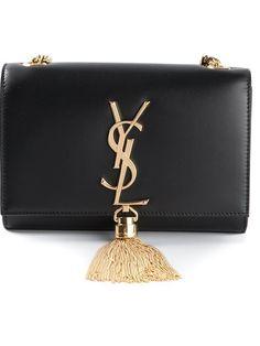 Shop Saint Laurent  Monogramme  shoulder bag in Vitkac from the world s  best independent boutiques fe185248579