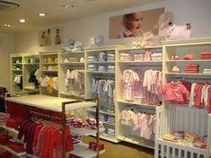 Resultado de imagem para decoracion de tiendas de ropa de niños