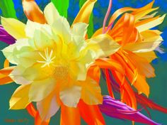 Puzzle of the day Brian Davis, Ap Drawing, Mediums Of Art, Puzzle Of The Day, Meet The Artist, Arte Floral, Art For Art Sake, Flower Art, Art Flowers