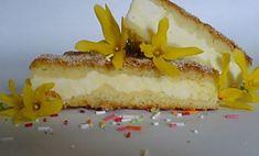 Sypaný tvarohový koláč - Báječné recepty