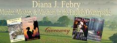 Tome Tender: Diana J. Febry's Murder, Mystery & Mayhem Spotligh...