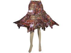 "Bohemian Skirt Gypsy Fashion Skirt Printed Diamond Cut Long Skirts 26"" Mogul Interior,http://www.amazon.com/dp/B00CSJ5A10/ref=cm_sw_r_pi_dp_Um7MrbD6D0C84A81"