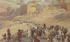 The lost Ten Tribes of Israel will be restored to their lands of inheritance and will be gathered previous to the Second Coming of the Savior:  http://www.lds.org/scriptures/pgp/a-of-f/1?lang=eng