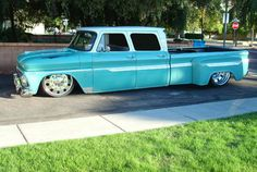 1966 C10 Quad Cab Dually
