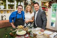 The Sexy Vegan Brian Patton is making some delicious vegan mashed potatoes that will be perfect for Thanksgiving. Home And Family Tv, Home And Family Hallmark, Perfect Mashed Potatoes, Vegan Mashed Potatoes, Main Dishes, Side Dishes, Hallmark Channel, Thanksgiving Recipes, Vegetarian