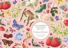 Crabtree & Evelyn Food Range on Behance