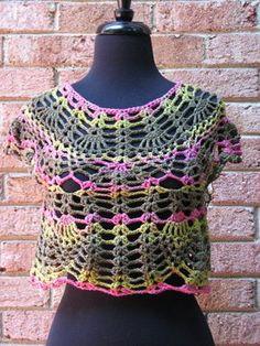 Who Lives in a Pineapple? - Inside Interweave Crochet - Blogs - Crochet Me