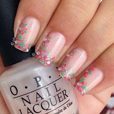 Instagram photo by phenomenail  #nail #nails #nailsart