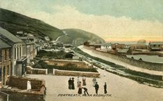 Cornish life as captured on camera and recorded on reel from Victorian times to the present day. Cornwall England, Places In Cornwall, My Family History, Connemara, Present Day, Geography, Old Photos, Paris Skyline, Terrace