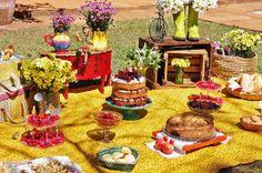 Festa Piquenique da Família / Family Picnic Party