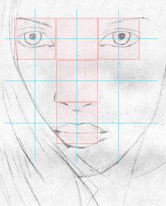 bildergebnis für gesichter zeichnen lernen | zeichnen | pinterest, Innenarchitektur ideen