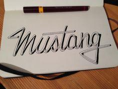 casaltaxavier: Mustang.