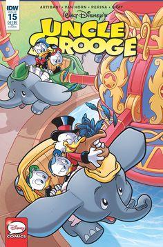 Uncle Scrooge #15 Variant
