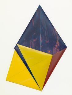 Dorothea Rockburne. Radiance. 1982