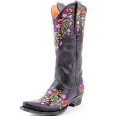 Old Gringo Black Sora Cowboy Boots All Womens Western Boots