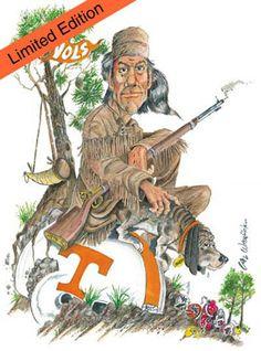 Tennessee Football, University Of Tennessee, Neyland Stadium, Tn Vols, Orange Country, 12 Tribes Of Israel, National Symbols, Tennessee Volunteers, Hound Dog