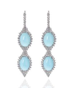 Baselworld jewellery: a wave of blue gemstones has washed over the universe of jewels