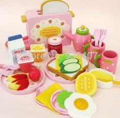 Mother garden strawberry breakfast toast toaster #Affiliate