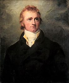 Sir Alexander Mackenzie (or MacKenzie, Scottish Gaelic: Alasdair MacCoinnich, 1764 – 12 March 1820) was a Scottish explorer. He is known for his overland crossing of what is now Canada to reach the Pacific Ocean in 1793. This was the first east to west crossing of North America north of Mexico and predated the Lewis and Clark expedition by 10 years.