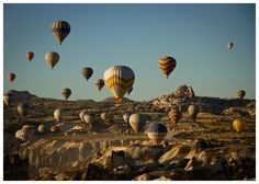 Cappadocia. Adventures in the sky
