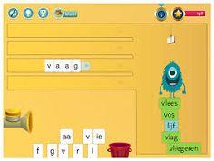 Afbeeldingsresultaat voor animatie spelling taal actief