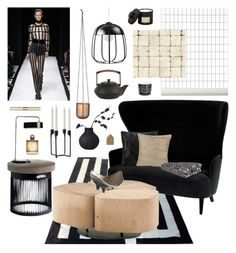 """""""Fashion Inspiration"""" by ladomna ❤ liked on Polyvore featuring interior, interiors, interior design, home, home decor, interior decorating, Bloomingville, Andrew Martin, Incipit and Tom Dixon"""