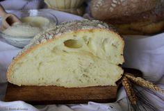 Pane di semola - Con e senza Lievito madre