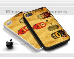 Despicable Me Minion Avenger,For iPhone 4/4s Black Case Cover | Eternalstores - Accessories on ArtFire