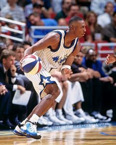 87267c152df Basketball Is Life, Basketball Pictures, Basketball Players, Penny Hardaway,  Hoop Dreams,