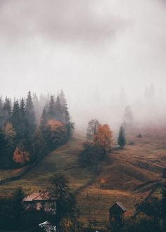 Photo Journal: Romania Nature and Autumn, gifts from our planet merging together forming one magical combination. This image has get. Abstract Landscape, Landscape Paintings, Acrylic Paintings, Landscape Design, Dark Landscape, Creative Landscape, Mountain Landscape, Urban Landscape, Landscape Photos