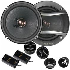 """Pioneer 6-3/4"""" Component Set 350 Watts Max  Price: & FREE Shipping 3 Year Warranty on Android units!!! #androidauto"""