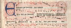 The 'Old Hall' Manuscript - Digital Image Archive of Medieval Music (DIAMM)
