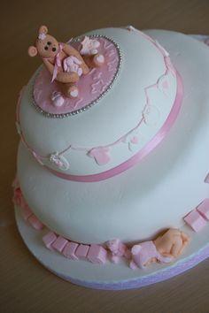 dåpskake - Google-søk Birthday Cake, Desserts, Food, Tailgate Desserts, Deserts, Birthday Cakes, Essen, Postres, Meals