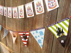 A Treasure Hunt Pirates and Mermaids - decoration banners