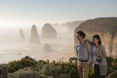 The Great Ocean Walk by bothfeet at the Twelve Apostles.